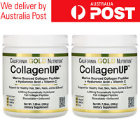2 x CALIFORNIA GOLD NUTRITION, Hydrolyzed Collagen UP  Peptides+