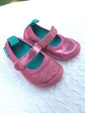 Chooze Pink Slip-On Shoes Toddler Girl Size 6 Medium