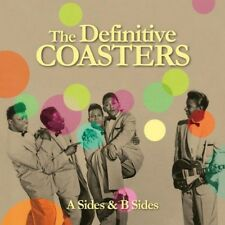 The Coasters - The Definitive Coasters (A Sid (NEW CD)