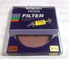 Hoya 62mm FL-DAY FL-D Daylight Balance Lens Filter Fluorescent 62 mm Japan Coate