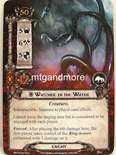 Lord of the Rings LCG - 1x Watcher in the water #024 - The Road incallito