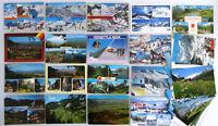 ÖSTERREICH Postkarten 28 x VORARLBERG Region Austria Lot Ansichtskarte frankiert