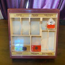 More details for vintage cigars pub shop tobacconist display case quirky frame box plastic rare