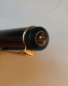 """Pelikan """"Old Style"""" Kolbenfüller Souverän OB 250 14 C 585 Goldfeder"""