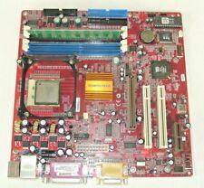ECS P4S5MG/GL+ MOTHERBOARD / INTEL PENTIUM SL5TK CPU + 1GB RAM