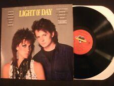 LIGHT OF DAY - Movie Soundtrack - 1985 Vinyl 12'' Lp./ Joan Jett / Rock