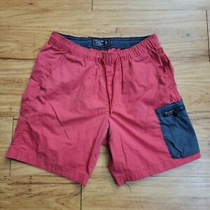 Abercrombie & Fitch Gray Irregular Athletic Men's Dude Workout Gym Shorts XS