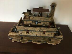 Custom Mega Construx HALO UNSC Desert Base Outpost - Lot #2