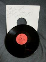 Crazy Joe & The Variable Speed Band~EUGENE +2~MUMBO-autographed
