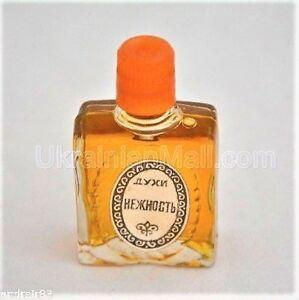Vintage Perfume Tenderness Нежность Women USSR CCCP Soviet Period VP7 LAST!
