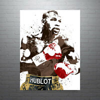 Floyd Mayweather Boxing Poster FREE US SHIPPING