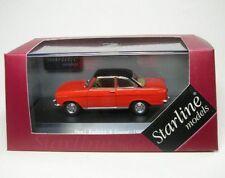 Opel Kadett A Coupé (rojo/negro) 1963