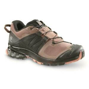 New Salomon Women's XA Wild Trail Running Shoes Sizes 6-11 Pink/Black