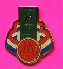 1996 OLYMPIC MCDONALDS MEDAL PIN FEEDING THE DREAM PIN