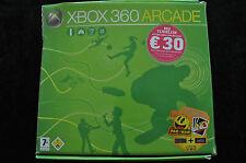XBOX 360 Arcade Boxed Pac-Man Edition 60GB