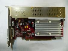 MSI RX1550-TD128EH ATI Radeon X1550 PCI-E GDDR2 128MB DVI S-Video x16 Video Card