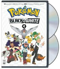 Pokemon: Black & White - Set 4 (2013, REGION 1 DVD New)