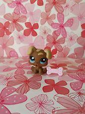 littlest pet shop - petshop -  perro cachorro cachorrito bebe  1052