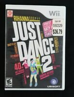 Just Dance 2 (Nintendo Wii, 2010) New Sealed !!