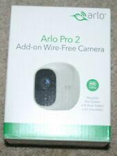 Netgear Vmc4030P Arlo Pro 2 Add-On Wire-Free Camera 1080p Hd 8x White