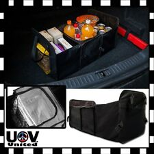 Trunk Cargo Organizer Folding Storage Collapsible Bag Bin Box For Car Insulated