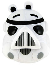 Star Wars Angry Birds StormTrooper Plush Toy Caricature BackPack Clip Key Ring