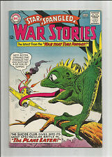 """STAR SPANGLED WAR STORIES #118: Silver Age Grade 7.0 """"The Plane Eater""""!!"""