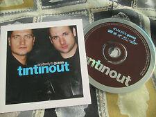 Tin Tin Out – Anybody's Guess VC Recordings – VCRDDJ 65 Promo CD Single