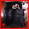 Pure Satin Bedding Sets Comforter Bed Set Pillow Duvet Cover Bed Sheet 100% Silk