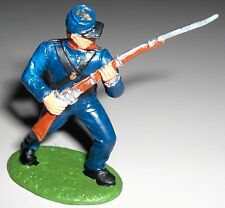 Civil War Union 22nd Ny Militia Advancing 54Mm X Force