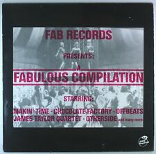 """12"""" LP - Various - A Fabulous Compilation - H780 - cleaned"""