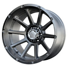4 17 Inch V Rock Vr13 Tactical 17x95 5x5 0mm Blackbrushedtint Wheels Rims Fits 2012 Jeep Grand Cherokee