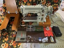 ✂️🧵Singer Sewing Machine 320 K Heavy Duty Armless✂️🧵#(EP87420)
