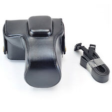 Ever Ready Camera PU Leather Bag Case Cover For Olympus EPL3 EPL5 HOT