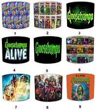 Goosebumps Lampshades, Ideal To Match Goosebumps Books & Goosebumps Posters