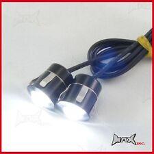 12 Volt LED Ceiling Down Lights - Flush Mount Ideal for Carvan, Bus, Campervan