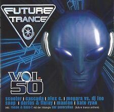 FUTURE TRANCE VOL. 50 * 2CD *