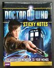 DR WHO Sticky Notes 11th Doctor Matt Smith