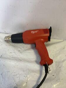 Milwaukee 8975-6 Dual Temperature Heat Gun (L)