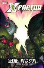 X-Factor Vol 6: Secret Invasion by Peter David 2009 TPB Marvel Comics