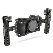 CAMVATE Sony a6500 camera cage w/ 2 Orientable Cheese Handle