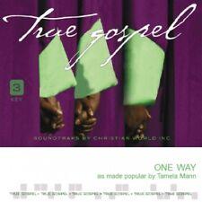 Tamela Mann - One Way - Accompaniment CD New
