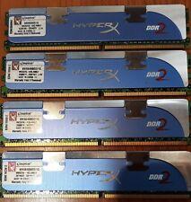 Memoria RAM KINGSTON KHX8500D2/1G DIMM DDR2 SDRAM 1Gb DDR2-1066 x 4
