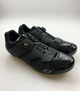 Giro Savix Cycling Shoes Men's 45 EU / 11 US Black New