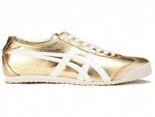 Asics Onitsuka Tiger MEXICO 66 THL7C2 GOLD/WHITE With shoe bag