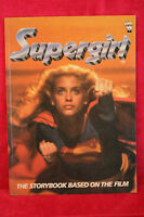 Supergirl - The Storeybook Based on the Film (Anglais) - David Odell