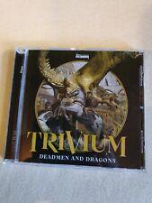 CD Trivium - Deadmen and Dragons Metal Hammer