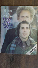 Simon and Garfunkel bridge over troubled water - Partition Chord Organ