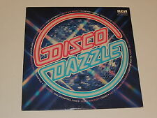 VARIOUS~ DISCO DAZZLE Lp RECORD SALSOUL ODYSSEY SHALAMAR VICKI SUE ROBINSON +