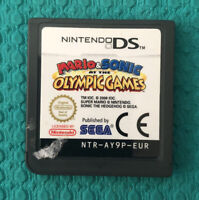 Mario and Sonic at the Olympic Games - Nintendo DS Game - Cartridge Only